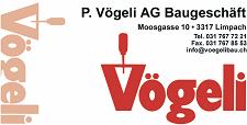 P. Vögeli AG Baugeschäft